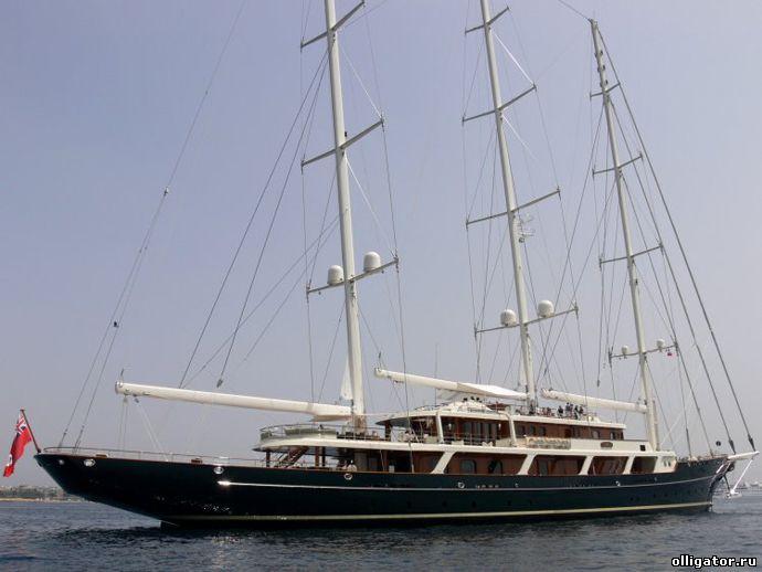 Парусная яхта Eos фото