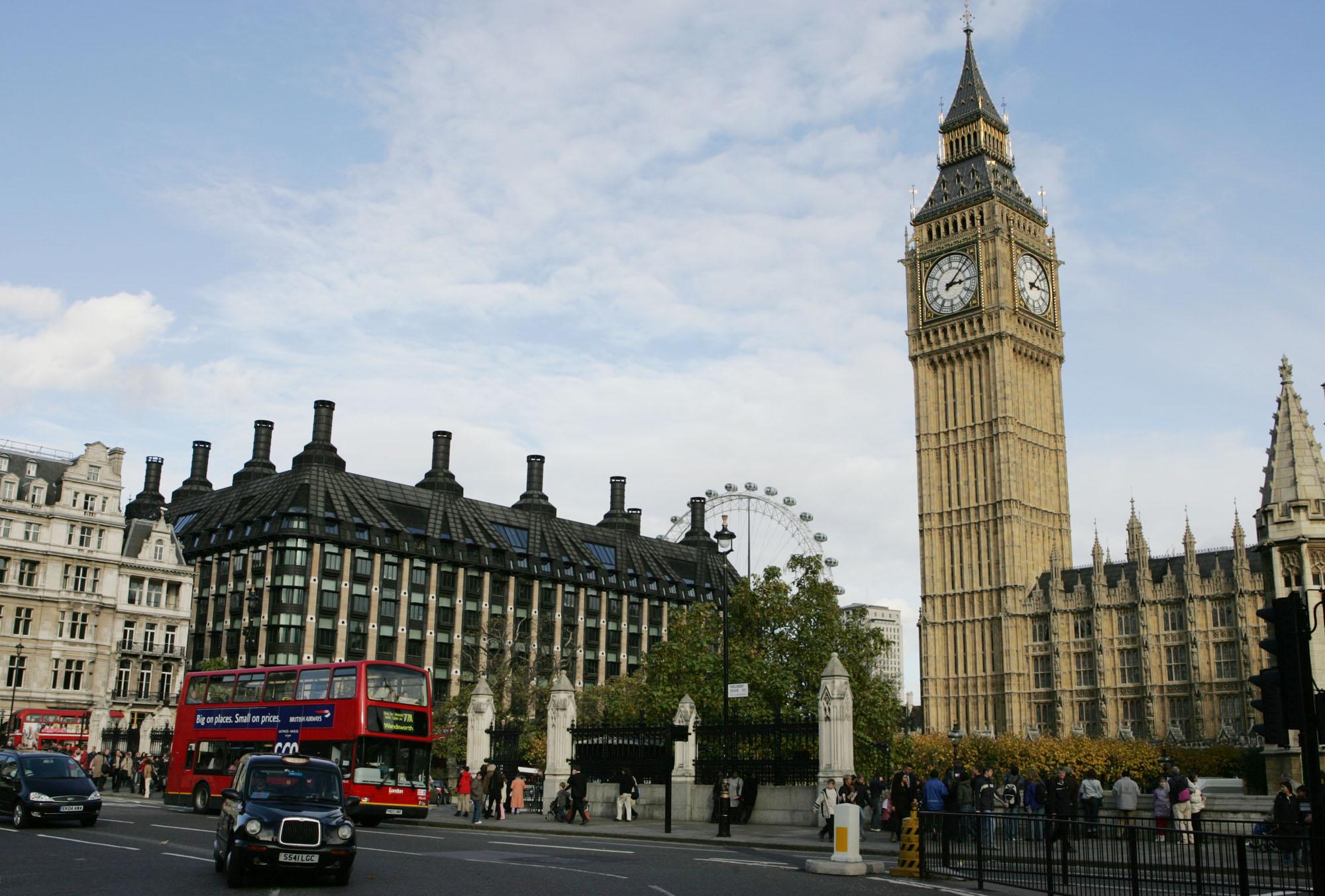 Лондон: распродажа метро