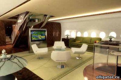 Саудовский принц Аль-Валид бен Таляль купил самолет Airbus А380