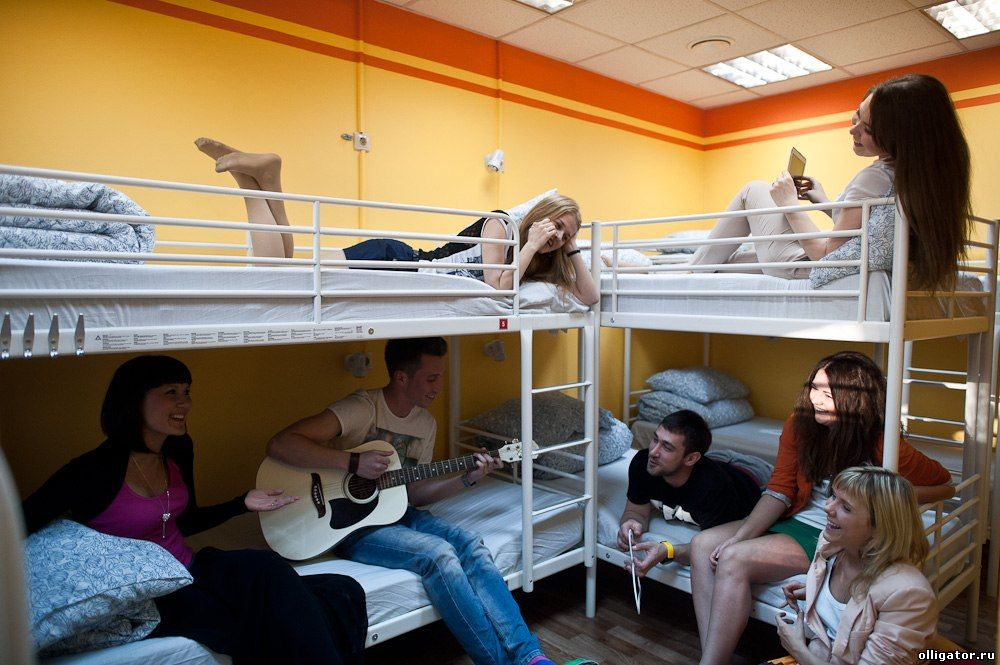 Даниил Мишин основатель Bear Hostels