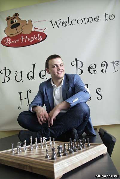 Даниил Мишин основатель Bear Hostels