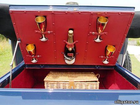 Rolls Royce «Серебряный Призрак» фото