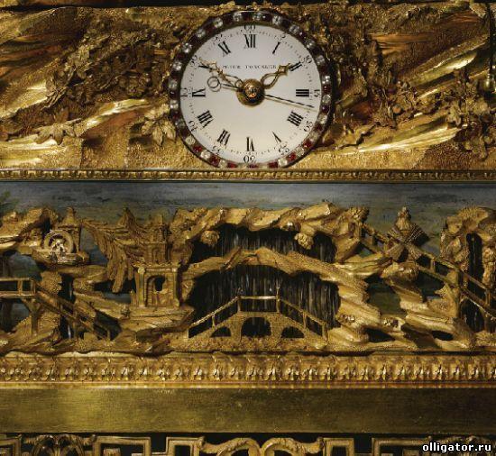 часы George III Paste-Set фото