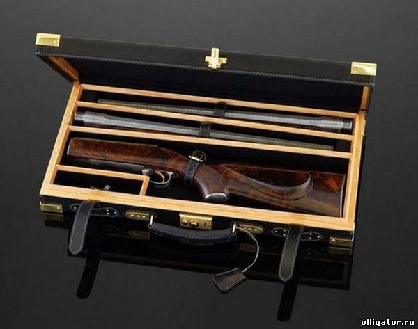 Самое дорогое ружье в мире - VO Falcon Edition
